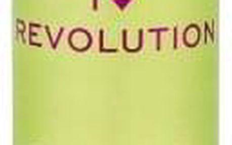 Makeup Revolution London I Heart Revolution Fixing Spray Green Tea 100 ml fixační sprej na make-up s vůní zeleného čaje pro ženy