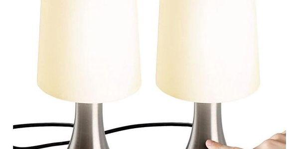 Sada 2 kusů stolních lamp s dotykovou funkcí stmívání4