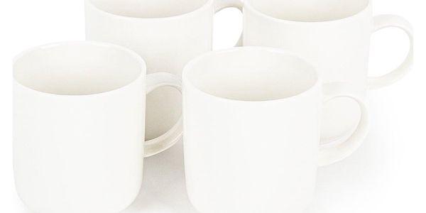 Mäser Sada porcelánových hrnků Vada 400 ml, 4 ks