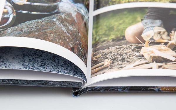 Fotokniha H17 - A4, 32 stran, pevná knižní vazba2