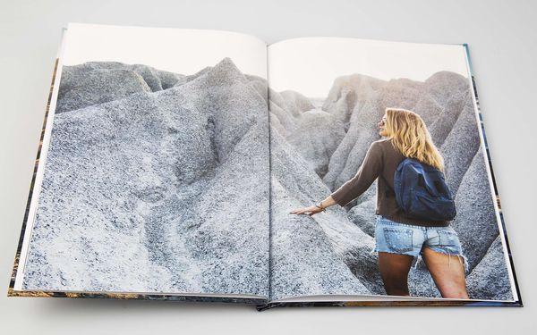Fotokniha H17 - A4, 32 stran, pevná knižní vazba3