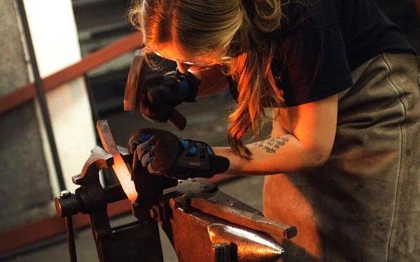 Kovářský kurz s kováním zvonečku5