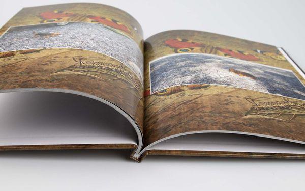 Fotokniha H17 - A4, 32 stran, pevná knižní vazba4