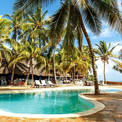 Tanzanie - Zanzibar letecky na 10 dnů, all inclusive