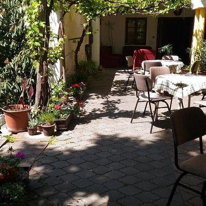Jižní Morava: Hotel Weiss