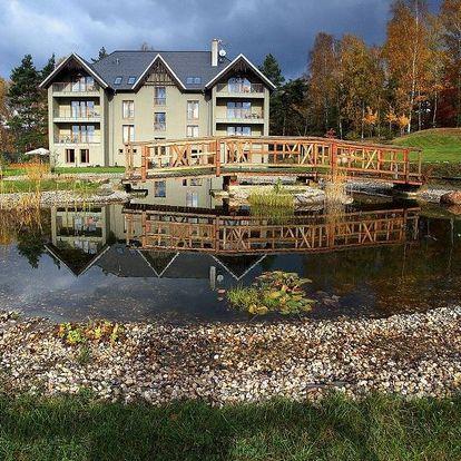 Národní park České Švýcarsko: Garden Hotel Mezná