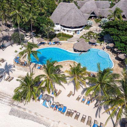 Tanzanie - Zanzibar letecky na 10 dnů, polopenze