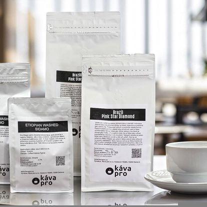 Pražená káva: od Brazílie přes Etiopii až po Peru