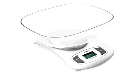 Kuchyňská váha digitální SKS 4001WH, Sencor