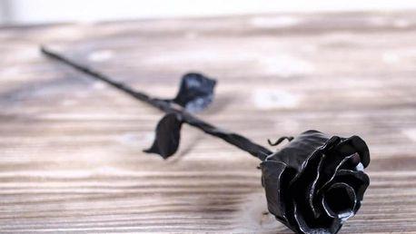Ručně kovaná Radotínská růže