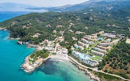 Řecko - Korfu letecky na 7-13 dnů, all inclusive