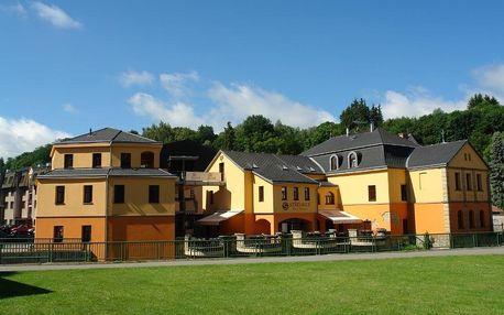 Krásy Broumovska: Hotel Střelnice