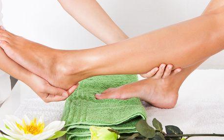 Oddejte se blahu: reflexní masáž nohou
