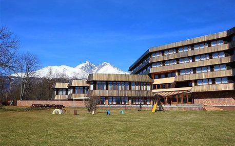 Tatranská Lomnica - hotel TITRIS SOREA, Slovensko