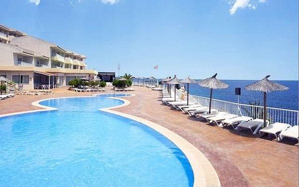 HSM Calas Park, Mallorca, Španělsko, Mallorca, letecky, all inclusive3