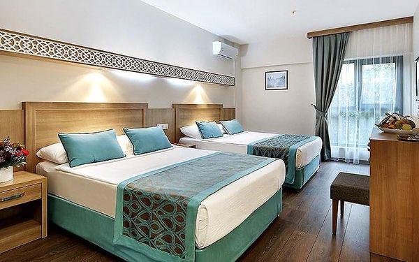 Hotel Meryan, Turecká riviéra, letecky, ultra all inclusive3