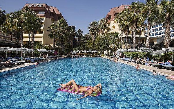 Hotel Meryan, Turecká riviéra, letecky, ultra all inclusive5