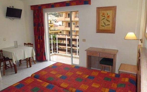 Park Plaza Apartments, Tenerife, Kanárské ostrovy, Tenerife, letecky, snídaně v ceně4