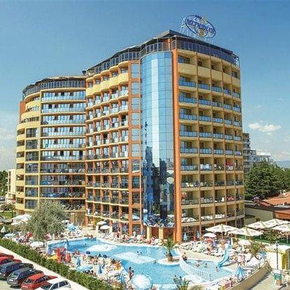 Bulharsko - Slunečné pobřeží letecky na 8-14 dnů