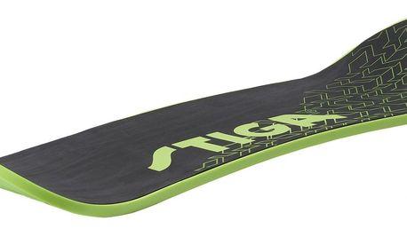Sněžný skate STIGA Snow Skate - černo-zelený