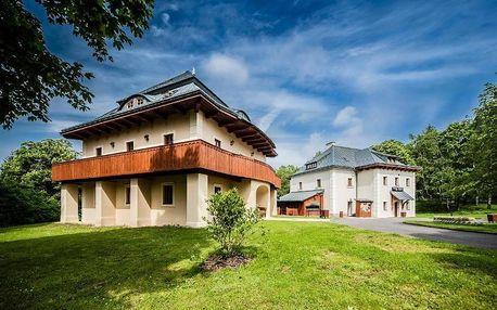 Děčín, Ústecký kraj: Hotel Kristin Hrádek