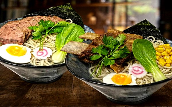 Přímo v OC Nisa: výběr z menu thajské restaurace