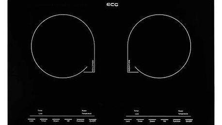 ECG IV 2920 indukční vařič slim design