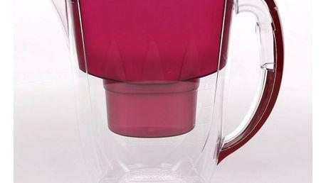 Aquaphor Filtrační konvice Methyst 2,8 l, vínová
