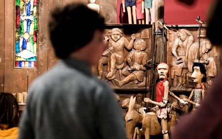 Objevte Magický svět loutek v unikátním muzeu