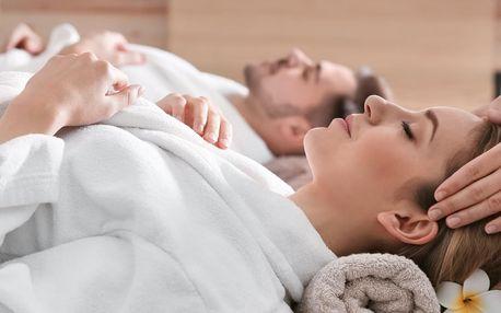 Dokonalý relax: výběr z 60min. párových masáží