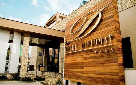 Rajecké Teplice, Slovensko: Wellness Hotel Diplomat