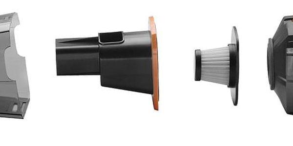 Concept VP4351 ruční vysavač WET & DRY RISER PET 11,1 V2