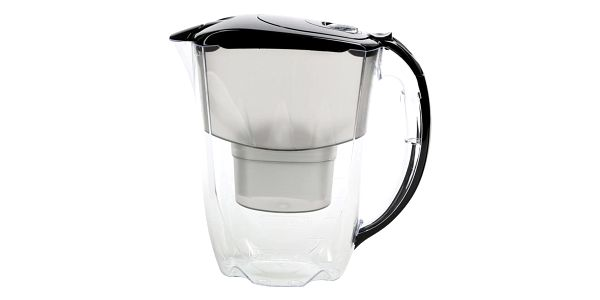 Aquaphor Filtrační konvice Jasper 2,8 l, černá