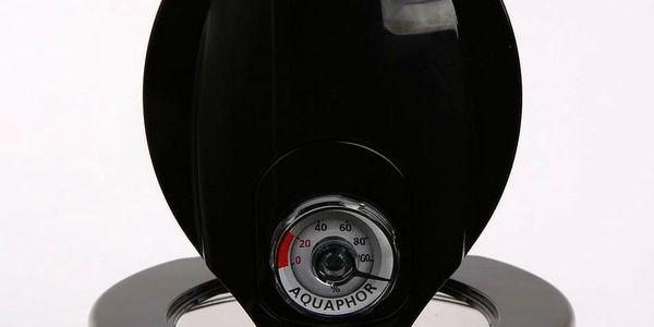 Aquaphor Filtrační konvice Onyx 4,2 l, černá4
