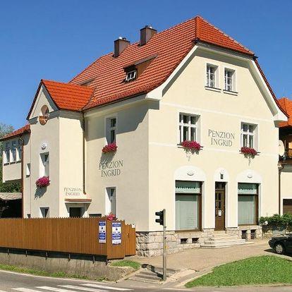 Jižní Čechy: Pension Ingrid