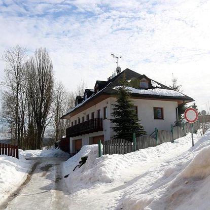 Liberecký kraj: Holiday Home Smržovka