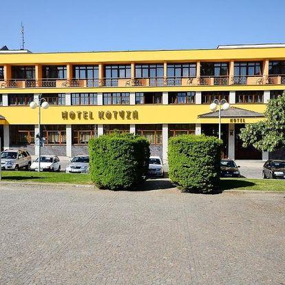 Humpolec, Vysočina: Hotel Kotyza