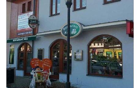 Lipno nad Vltavou, Jihočeský kraj: Ubytování u Maxe