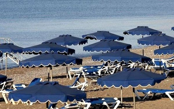 LINDOS PRINCESS BEACH, Rhodos, Řecko, Rhodos, letecky, all inclusive2