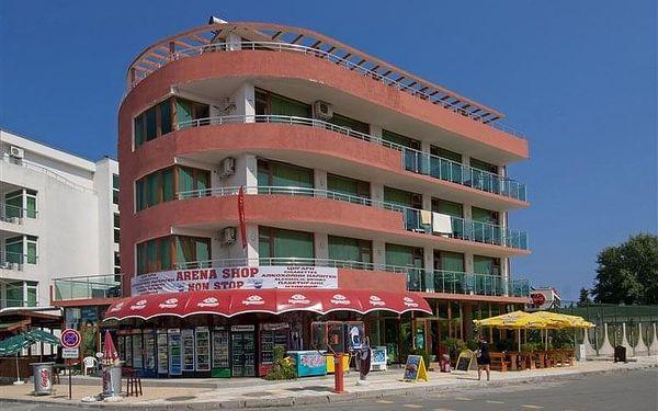 Primorsko - Nordik Hotel - raňajky a letenka v cene, Primorsko, Bulharsko, Primorsko, letecky, snídaně v ceně5