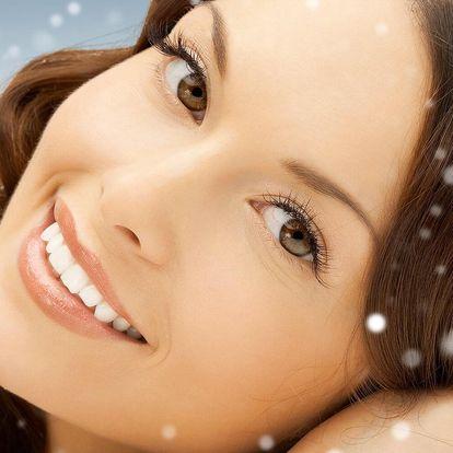 Kosmetické ošetření pleti i barvení a tvarování obočí