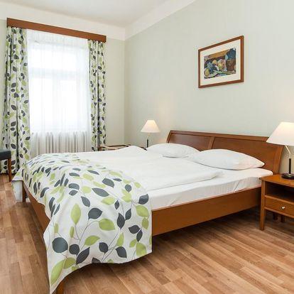 Moderní a vybavené apartmány na Vinohradech