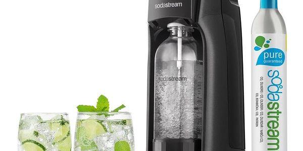 SodaStream Jet TEMNÝ KÁMEN výrobník perlivé vody2