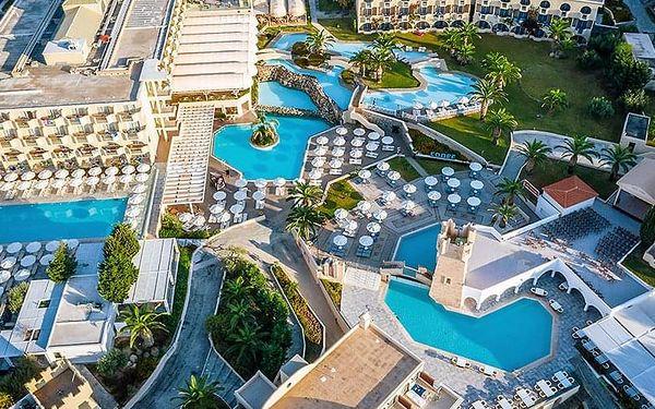 Hotel Lindos Royal, Rhodos, letecky, all inclusive4