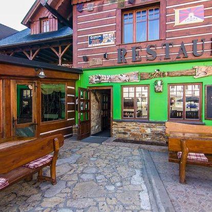 Rokytnice nad Jizerou, Liberecký kraj: Pension Roky