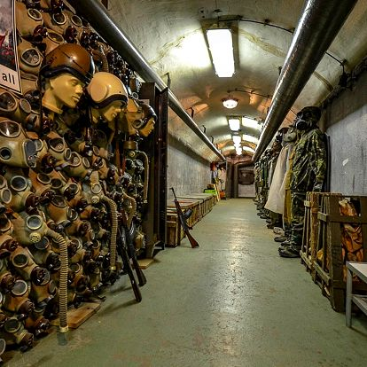Studená válka: výklad a návštěva atomového bunkru