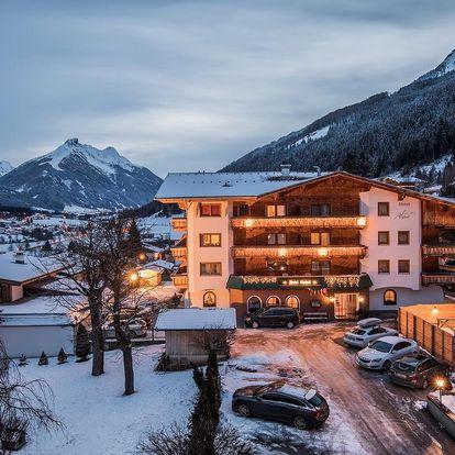 Rakousko - Tyrolsko na 9-10 dnů, polopenze