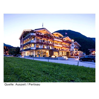 Rakousko - Tyrolsko na 3-9 dnů, snídaně v ceně