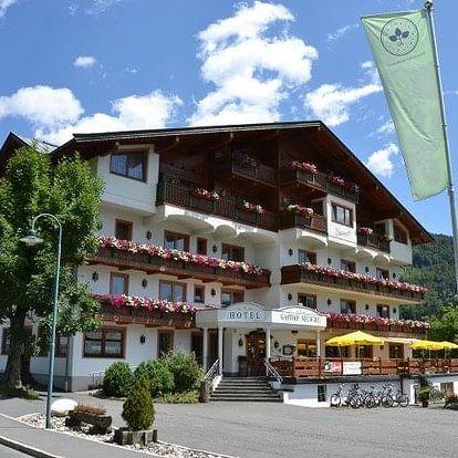 Rakousko - Tyrolsko na 4-6 dnů, snídaně v ceně