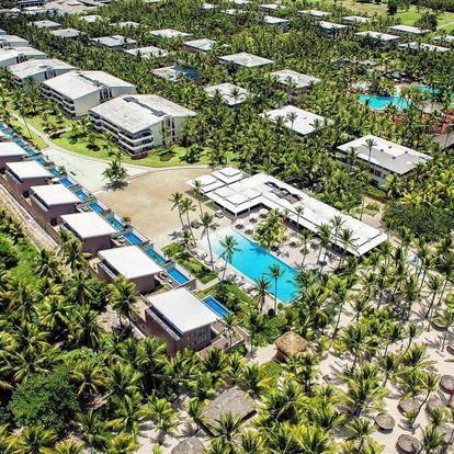 Dominikánská republika - Punta Cana letecky na 12-13 dnů, all inclusive